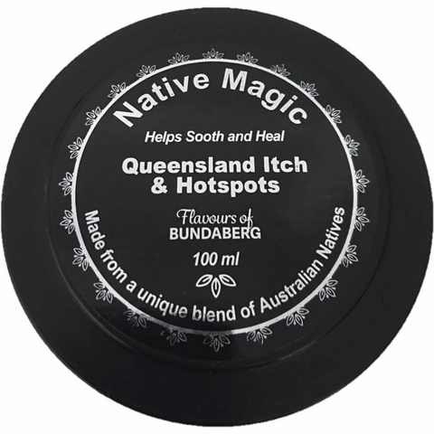 Native Magic - QLD Itch and Hotspot Cream
