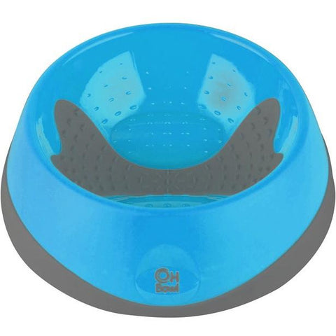 Oh Bowl - Dog - Cyan - Large