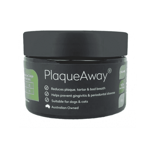 PlaqueAway for Dogs and Cats