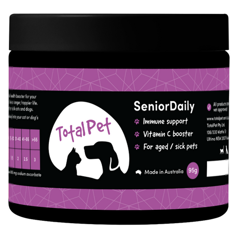 Senior Daily for Dogs and Cats - Total Animal Health