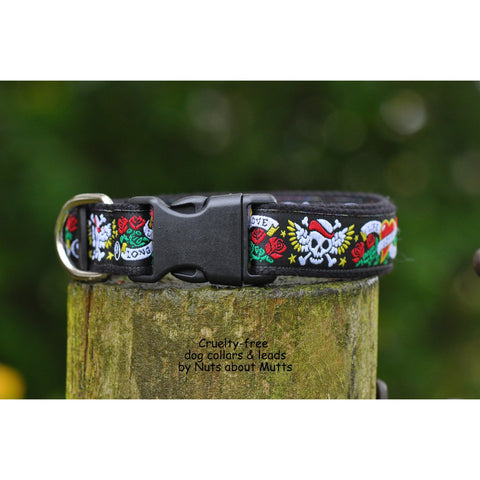 Tattoo Collar - For Dogs - Nuts About Mutts