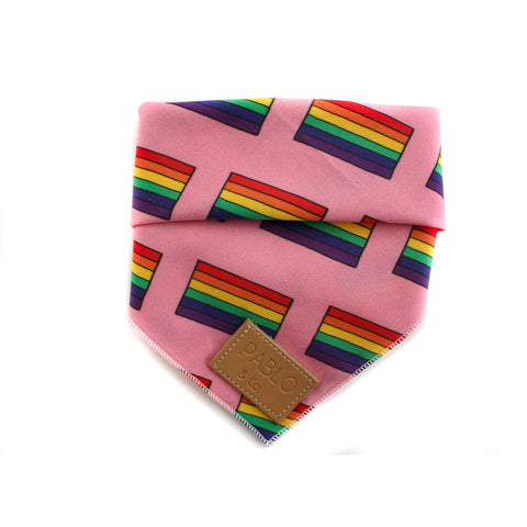 Pablo & Co - The Pride Flag - Bandana