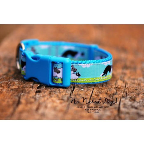 Collie Collar - For Dogs - Nuts About Mutts