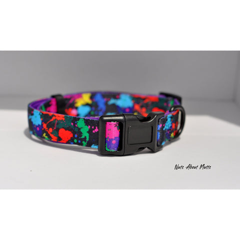Paint Splash Collar - For Dogs - Nuts About Mutts