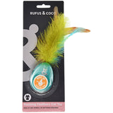 Rocking Feathers Cat Toy
