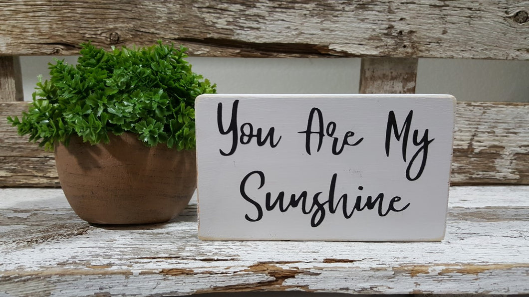 You Are My Sunshine 4