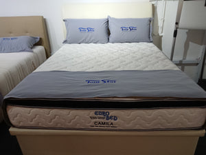 Eurobed Camila Latex Memory Foam Mattress - The Mattress Boutique