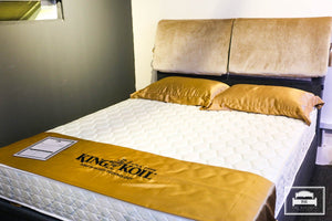 Kingkoil Mr. America Pocketed Spring Mattress - The Mattress Boutique