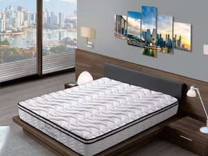Sleepnetics Paladin Individual Pocketed Spring Mattress - The Mattress Boutique