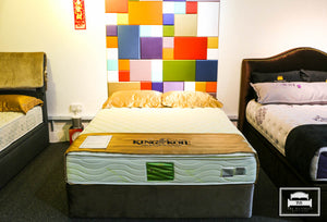 King Koil Natural Response Natural Latex Individual Pocketed Spring - The Mattress Boutique