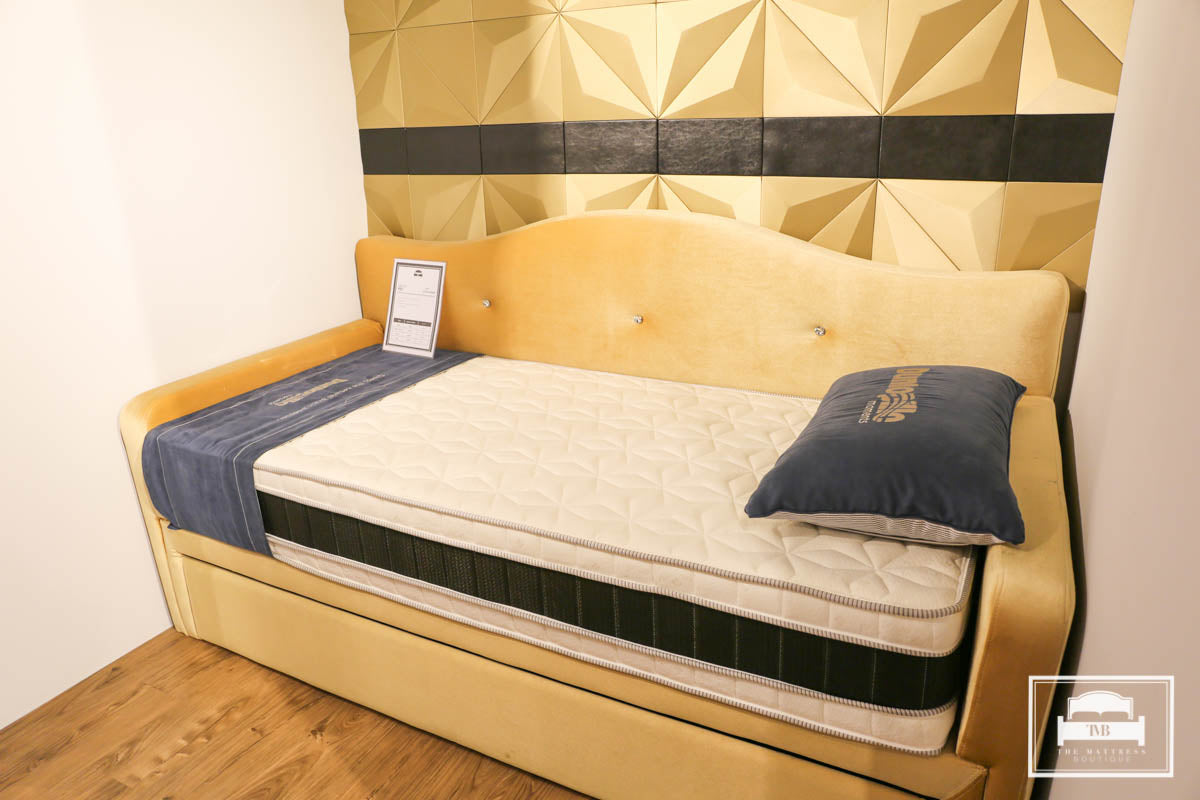 - Buy Sleepnetics Daybed With Pull Out Bed - Solid Wood Structure