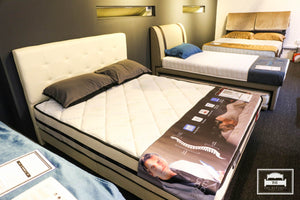 Sentivino Individual Pocketed Spring - The Mattress Boutique