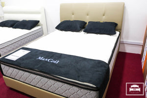 Maxcoil Supreme Plush - The Mattress Boutique