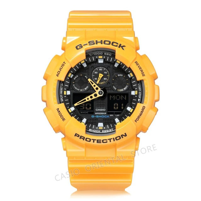 8be8ea09f8e ... CASIO G-SHOCK WATCH Mens Watches Fashion Clock Quartz Watch Male  Camouflag Relogio Masculino Mechanical ...