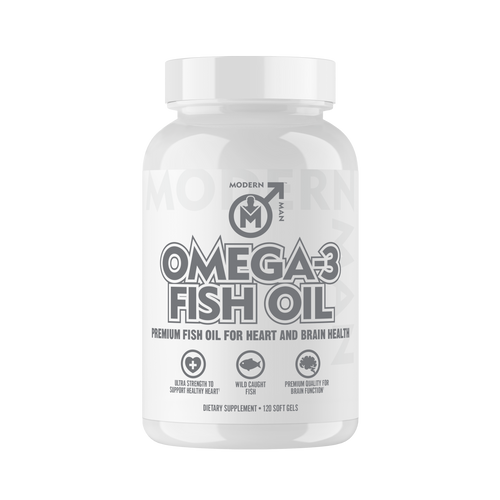 Modern Man Fish Oil