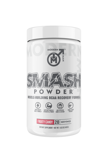 Modern Man Smash Powder (BCAA)