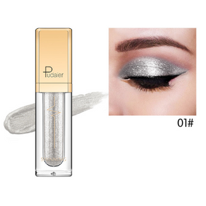 New Waterproof Shiny Liquid Eye Shadow