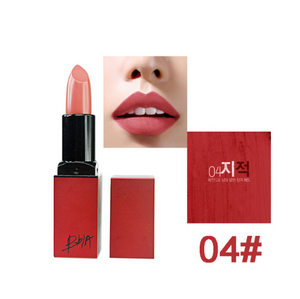 Velvet Long Lasting  Waterproof Moisturizing Lipstick