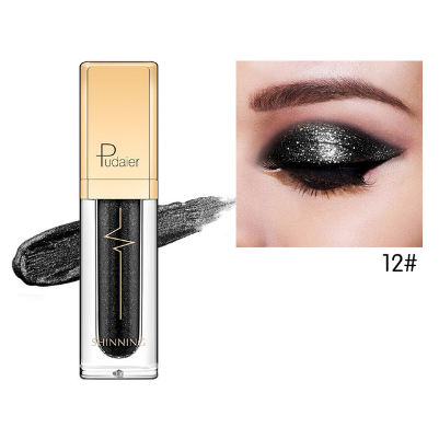 Image of New Waterproof Shiny Liquid Eye Shadow