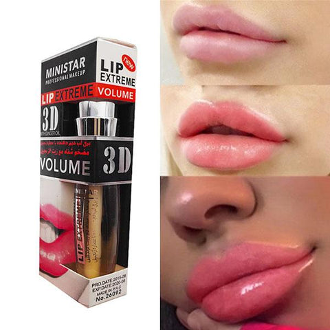 Image of Waterproof Moisturizer Sexy 3D Woman Lip Plumper Extreme Gloss