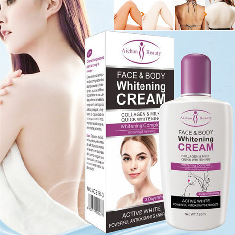 Image of Body & Face Whitening Cream