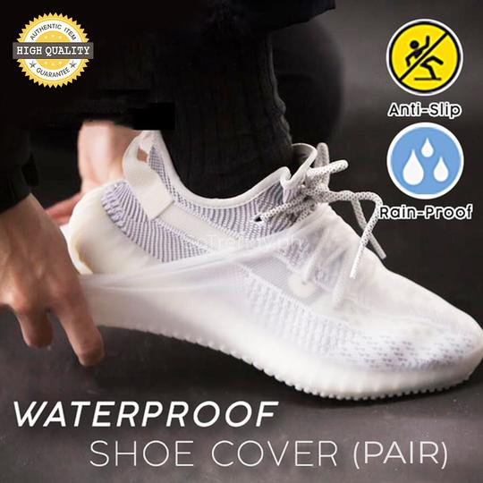 Silicovers™ - Reusable Waterproof Silicone Shoe Cover (Protect shoes from rain, flood, mud, water, dirt)