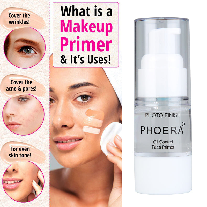 PHOERA Magic Invisible Pore Makeup Primer