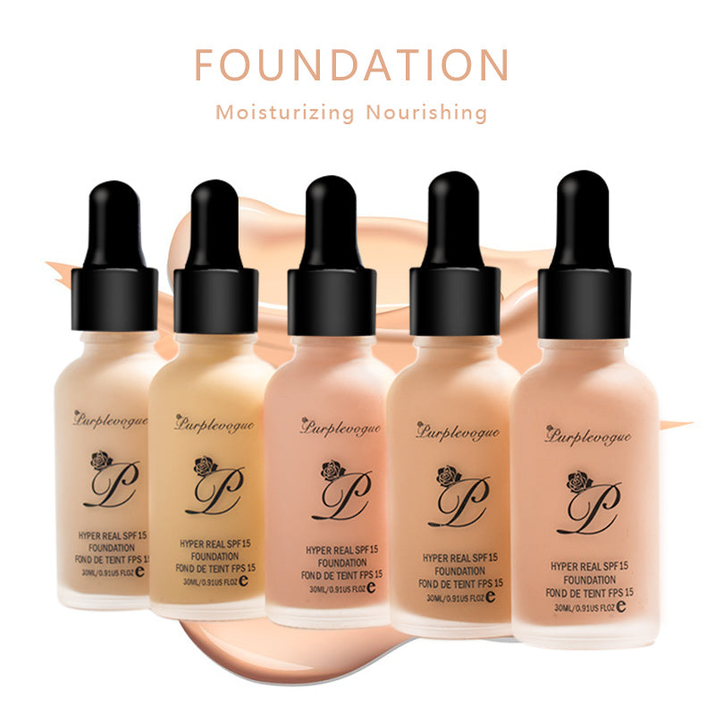 LMN Flawless Matte Liquid Foundation