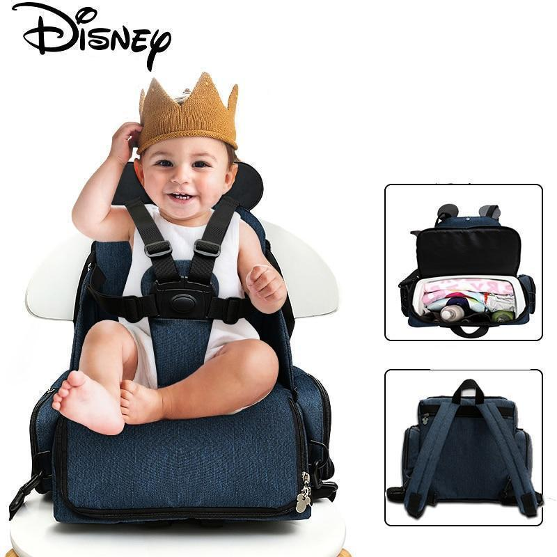 Mommy Bag With Baby Seat