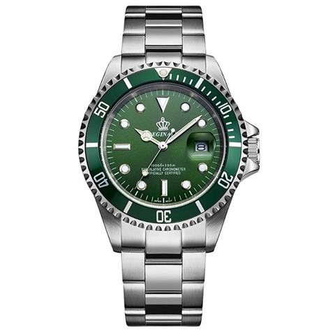 Green water ghost watch