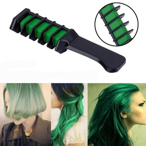 Image of Dye hair comb