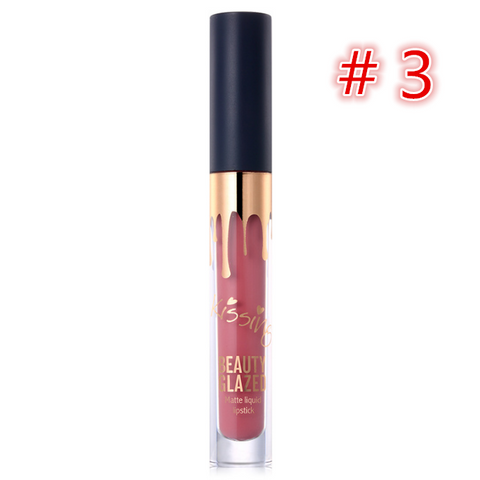 Beauty Glazed Moisturizing Lipstick