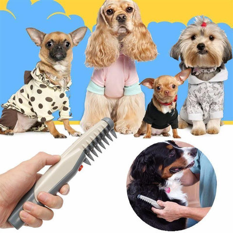 Image of Electric Pet Comb