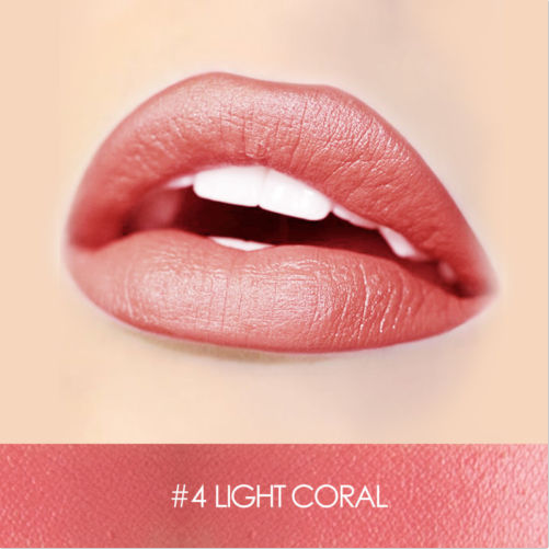 FOCALLURE 20 Colors Nutritious Waterproof Long Lasting Lipstick