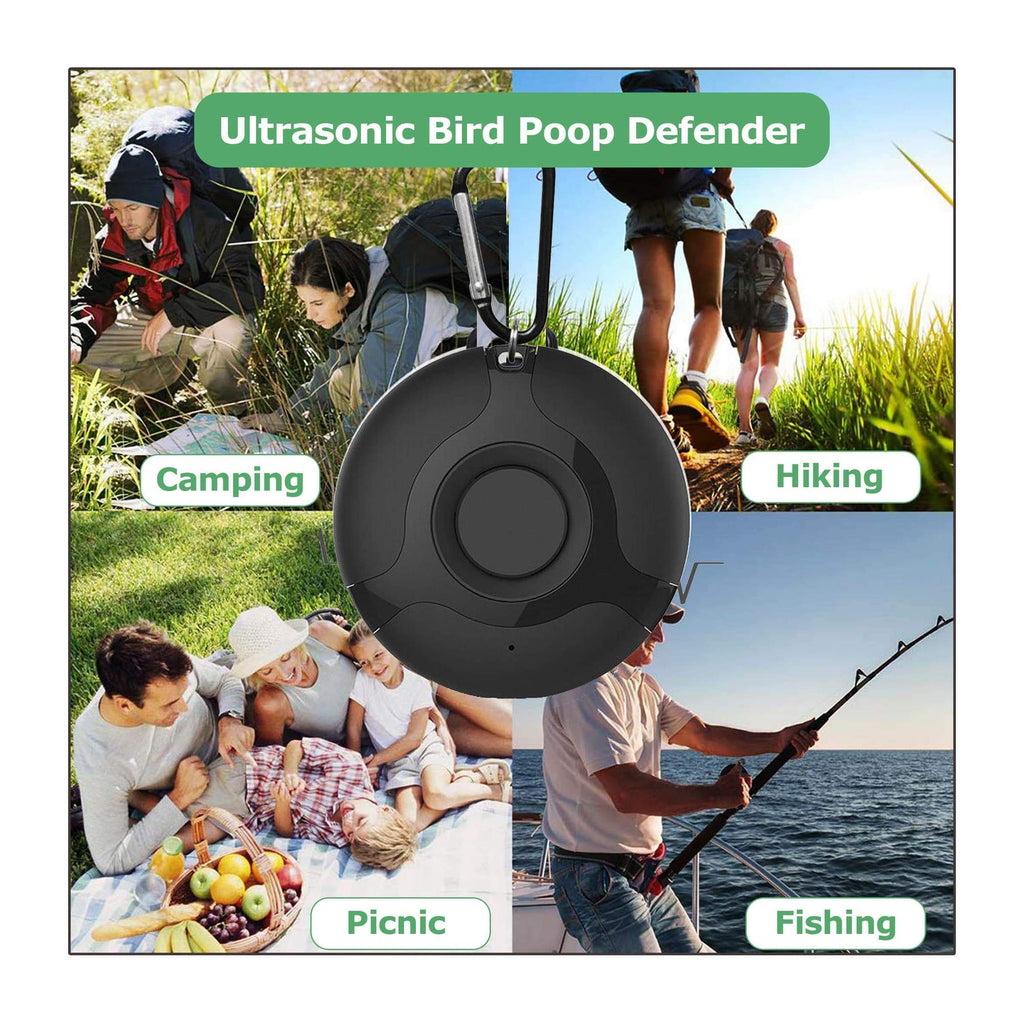 Ultrasonic Bird Poop Defender