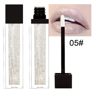 Image of HD shiny and matte waterproof lip gloss