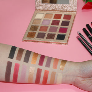 IMAGIC Charming Eyeshadow 16 Color Palette