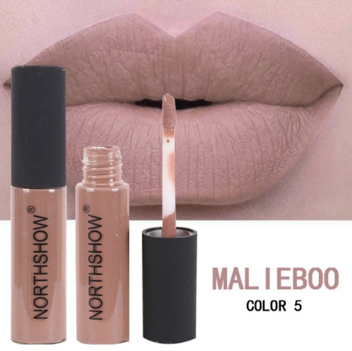 NR Matte Waterproof Durable Lip Gloss