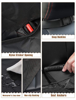 Durable Car seat Covers For Dogs