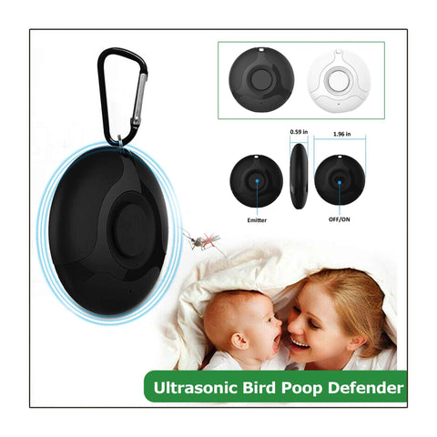 Image of Ultrasonic Bird Poop Defender