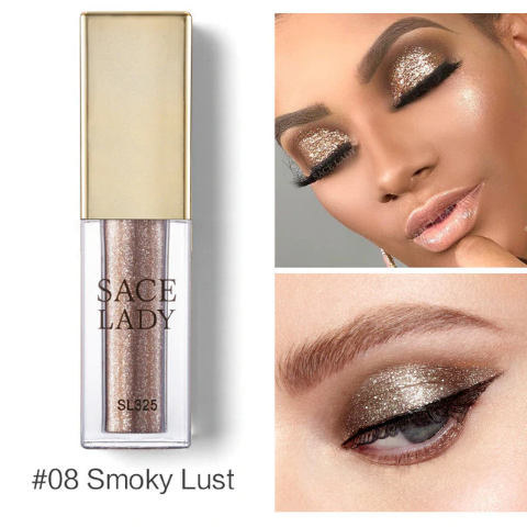 Image of SACE LADY 6Color Glitter Eyeshadow