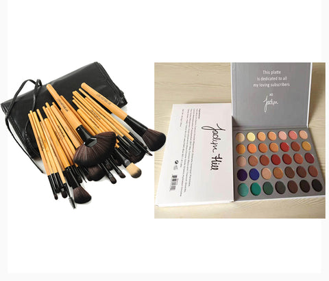 Image of 35 Color eyeshadow pallete