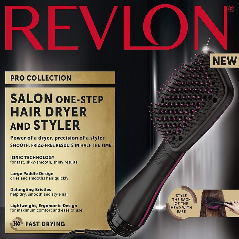 Revlon Pro Collection Salon One Step Hair Dryer & Styler