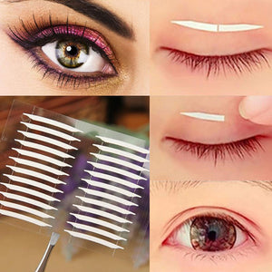 Invisible Lift Double Eyelid Stickers