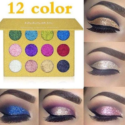 Rainbow Unicorn™ Glitter Eyeshadow Palette