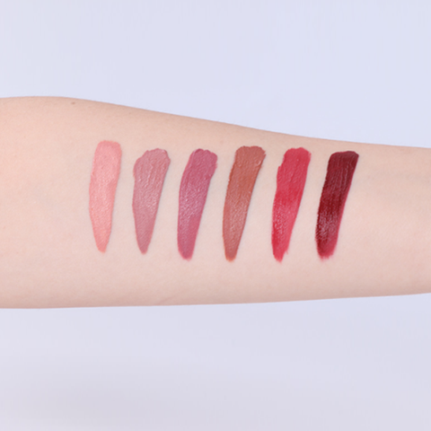 Image of Matte Long-Lasting Liquid Lipstick