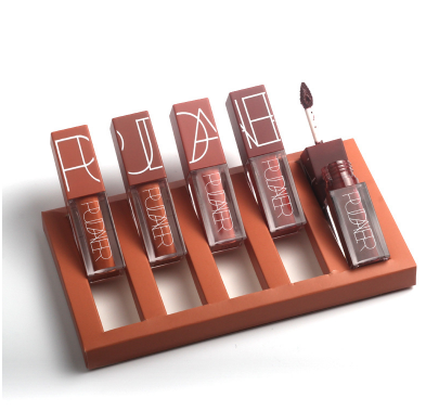 Image of 5pcs Matte Liquid Lipstick Set