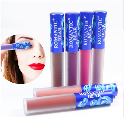 Romantic Waterproof matte lipstick