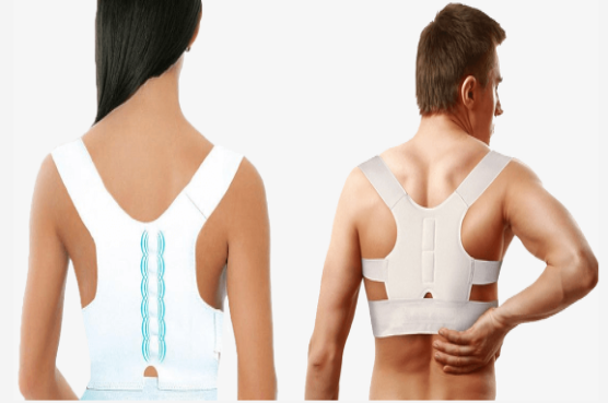 BACKRAPY™ : Magnetic Therapy Posture Back Shoulder Corrector