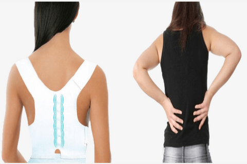 Image of BACKRAPY™ : Magnetic Therapy Posture Back Shoulder Corrector
